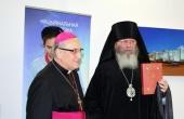 Председатель Издательского совета Белорусской Православной Церкви принял участие в презентации римско-католического перевода Нового Завета на белорусский язык