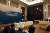 Приветствие Святейшего Патриарха Кирилла участникам конференции «2017 ― Год исламской солидарности: Межрелигиозный и межкультурный диалог»