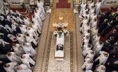 В домовом храме Санкт-Петербургской духовной академии состоялось отпевание архимандрита Ианнуария (Ивлиева)