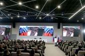 Председатель Синодального отдела по взаимодействию с Вооруженными силами принял участие в заседаниях расширенной коллегии и Общественного совета при Министерстве обороны РФ