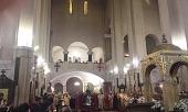 Делегация Московского Патриархата приняла участие в торжествах по случаю 40-летия интронизации Католикоса-Патриарха всея Грузии Илии