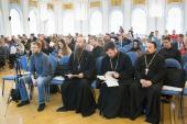 Конференция «Современный взгляд на зависимость от психоактивных веществ: на стыке богословия и психологии» прошла в Санкт-Петербургской епархии