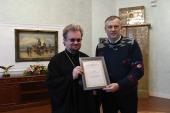 Правящий архиерей Выборской епархии удостоен губернаторской грамоты за духовно-просветительскую и общественную работу