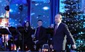 Святейший Патриарх Кирилл посетил новогодний прием в Кремле