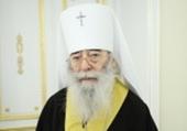 Патриаршее поздравление митрополиту Владимиру (Котлярову) с 55-летием архиерейской хиротонии
