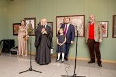 2,4 миллиона рублей собрали на благотворительной выставке в поддержку Центральной клинической больницы святителя Алексия в Москве