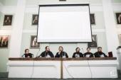В Санкт-Петербургской духовной академии прошло итоговое заседание Ученого совета и общее собрание