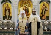 Иеромонах Марк (Давлетов), избранный епископом Воркутинским и Усинским, возведен в сан архимандрита
