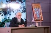 Председатель Синодального отдела по благотворительности встретился с преподавателями и учащимися Коломенской семинарии