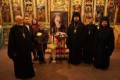 Память настоятеля Сампсониевского собора Санкт-Петербурга протоиерея Алексия Васильева почтили в день 80-летия его гибели