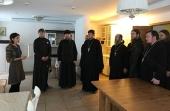 В Москве завершилась пастырская стажировка по социальному служению
