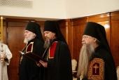 Слово архимандрита Марка (Давлетова) при наречении во епископа Воркутинского и Усинского