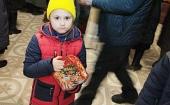 Ростовская епархия отправила детям Донбасса более тонны рождественских подарков