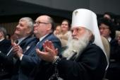 Глава Среднеазиатского митрополичьего округа вручил Патриаршие награды на Рождественском концерте в столице Узбекистана