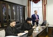В Минской духовной академии прошла научная конференция, организованная Комиссией по канонизации святых Белорусского экзархата