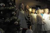 Рождественский фестиваль детского творчества открылся в Санкт-Петербурге