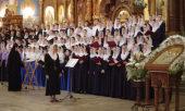 В Нижнем Новгороде прошел XII Рождественский хоровой собор