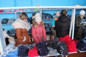 Центр гуманитарной помощи открыли в Златоустовской епархии