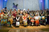 Митрополит Санкт-Петербургский Варсонофий и спикер Заксобрания Санкт-Петербурга Вячеслав Макаров посетили центр содействия семейному воспитанию