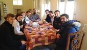 Представительство Русской Православной Церкви в Дамаске посетили сотрудники французской благотворительной организации SOS Chrétiens d'Orient