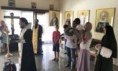 Праздничные богослужения совершены на острове Бали