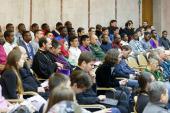 Международные молодежные сборы «Рождество в Сибири» были организованы Тарской епархией