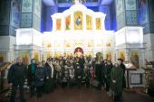 В Ростове-на-Дону состоялась встреча схиархимандрита Серафима (Бит-Хариби) с православными ассирийцами Дона