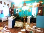 Продолжаются нападения на храмы Украинской Православной Церкви