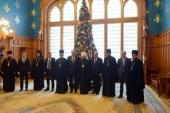 В Доме приемов МИД состоялась традиционная Рождественская встреча