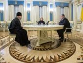 Президент Украины выразил благодарность Предстоятелю Украинской Православной Церкви за помощь в освобождении военнопленных