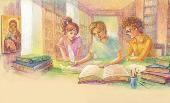 В Издательском Совете пройдет круглый стол, посвященный детскому литературному творчеству