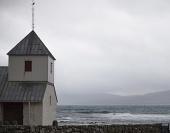 В самой древней церкви на Фарерских островах совершено православное богослужение