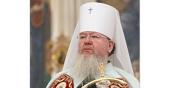 Патриаршее поздравление митрополиту Воронежскому Сергию с 35-летием архиерейской хиротонии