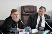 В Московском архитектурном институте прошла Молодежная конференция по архитектуре храмового зодчества