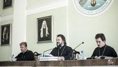 Святейший Патриарх Кирилл утвердил состав диссертационного совета Санкт-Петербургской духовной академии