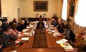 В Издательском Совете прошел семинар «Исторические образы и сюжеты в современной литературе»