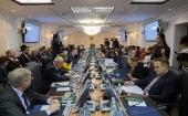 В рамках Рождественских парламентских встреч в Совете Федерации прошел круглый стол, посвященный благотворительности