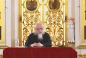 Епископ Орехово-Зуевский Пантелеимон: Дела милосердия лучше всего совершаются там, где есть крепкая церковная община