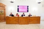 В Общецерковной аспирантуре состоялся круглый стол «Теология в современном мире: российский и зарубежный опыт»