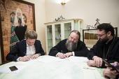 Подписано соглашение о сотрудничестве Ростовской епархии и телеканала «Спас»