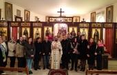 Посол России в Сирии посетил Представительство Русской Православной Церкви в Дамаске