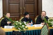 Председатель Синодального отдела религиозного образования и катехизации провел встречу с руководителями епархиальных ОРОиК