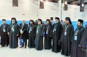 Наблюдатели от Русской Православной Церкви принимают участие в Конгрессе сирийского национального диалога в Сочи