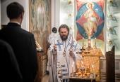 В 40-й день после кончины архимандрита Ианнуария (Ивлиева) в Санкт-Петербургской духовной академии почтили его память