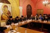В Храме Христа Спасителя в Москве прошел семинар для настоятелей строящихся храмов