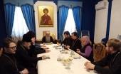 Двенадцатая стажировка для руководителей социальных отделов завершилась в Москве