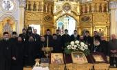 Делегация Антиохийской Православной Церкви посетила храмы города Сочи