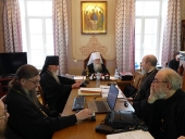 Состоялось первое в 2018 году пленарное заседание Синодальной богослужебной комиссии