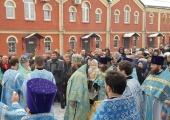 Митрополит Ставропольский Кирилл возглавил торжества по случаю престольного праздника «казачьего» храма на Ходынском поле в Москве