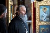 Блаженнейший митрополит Киевский Онуфрий: На этом пути не будет легко